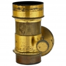 Petzval-Type Lens by Jamin, c. 1863