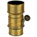 Portrait Lens (Petzval-Type) by Vallantin, c. 1858