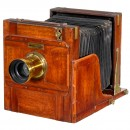 Large Field Camera by Fallowfield, c. 1885