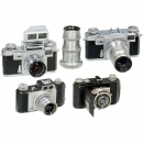 Contax IIa, IIIa and other Cameras