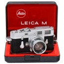 Leica M3 with Summicron 2/5 cm, 1959