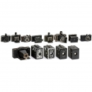 13 Rollfilm and Box Cameras