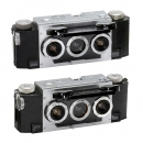 Stereo Realist 3,5 and Stereo Realist 2,8