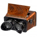 Hand Stereo Viewer 6 x 13, c. 1900