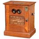 English Coin-Activated Stereo Viewer, c. 1930