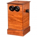 Table-Top Series Stereo Viewer (9 x 18 cm), c. 1900