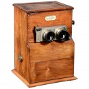 Ontophote Classeur Automatique Stereo Viewer, c. 1910