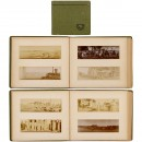 Kodak Photo Album with Panoramic Pictures, c. 1900