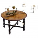 English Table Orrery, early 19th Century