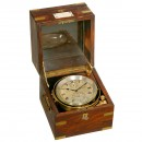 Two-Day Marine Chronometer by E. Dent & Co., c. 1890
