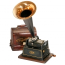 Edison Gem Phonograph Model B., c. 1905