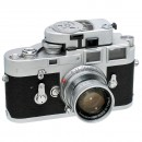 Leica M3 with Summicron 2/5 cm, 1962