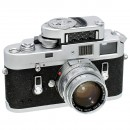 Leica M4 with Summicron 2/5 cm, 1967