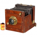 Small English Field Camera by The PhotoC Artists, c. 1890