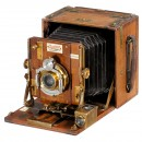 The Sanderson Tropical Hand-and-Stand Camera, c. 1920