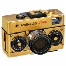 Rollei 35 Classic Gold (Dummy), c. 1995