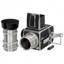 Hasselblad 1600 F with 2 Lenses
