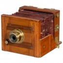 Small English Field Camera by The Photo c Artist's Stores, c.