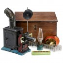 Small Cinematograph Magic Lantern No. 441, c. 1900