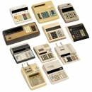 11 Electronic Calculating Machines