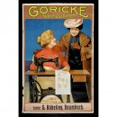 Göricke Sewing Machine Advertising Poster, c. 1920