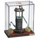 Voltaic Pile after Alessandro Volta