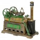 Doll 512/3 Stationary Steam Tractor, c. 1930
