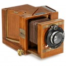 Bermpohl-Naturfarbenkamera Three-Color Camera, 1930