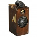 First Ansco Memo Model (Tropical Wood), Dec. 1926