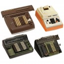 4 Electric Calculating Machines
