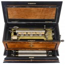Large Sublime Harmony Piccolo Interchangeable Musical Box by Jun