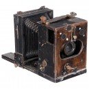 Disguised Plate Camera, c. 1910–20