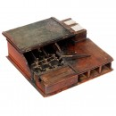 Multiple Writing Machine by Edwin T. Ponting, c. 1875