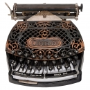 Extremely Rare: The Ford Typewriter, 1895