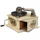 English Toy Phonograph, c. 1930