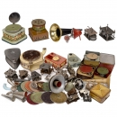 Toy Gramophone Spare Parts, 1920-30