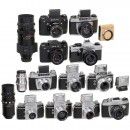 10 Exa Cameras and Lenses