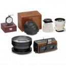Optical Accessories and Camera Parts