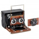 Ernemann Two-Shutter Stereo Heag, 1903 onwards